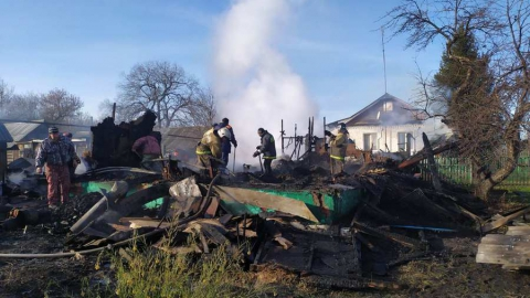 Расследуется дело о гибели двоих детей в Ртищевском районе