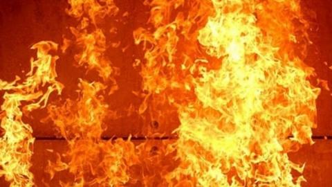 Вчера горела пятиэтажка в Энгельсе