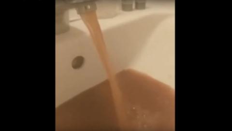«Концессии водоснабжения» ответили актрисе на публикацию о грязной воде