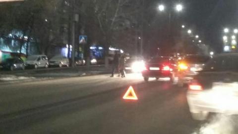 Авария на проспекте Строителей в Саратове