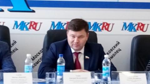Глава Энгельсского района Дмитрий Тепин ушел в отпуск
