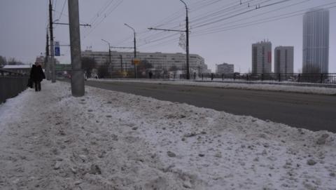 Разделкин с Мигачевым прогулялись по Саратову