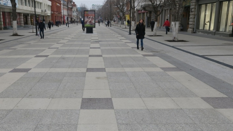 Плиткой на проспекте Кирова занялась прокуратура