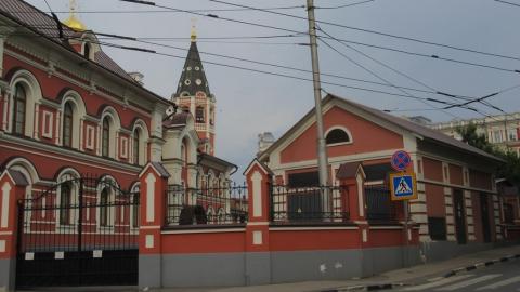 Работница пекарни при Троицком соборе пострадала на производстве