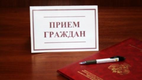 Руководитель регионального следственного управления примет жителей Балашова