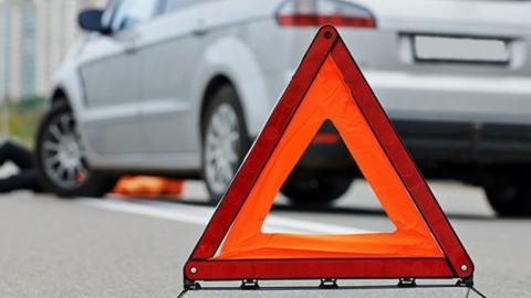 Три машины столкнулись в Энгельсском районе