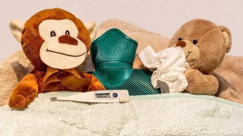 Порог детской заболеваемости ОРВИ превышен на 15 процентов