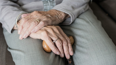 91-летняя женщина заблудилась в Волжском районе