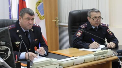 Руководство МВД обсудило с гражданами «паленую» водку, табак и шумных соседей