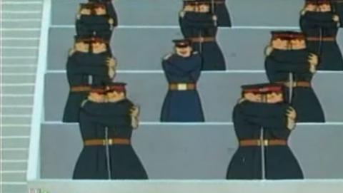 Саратовские полицейские зовут на флешмоб про Дядю Степу