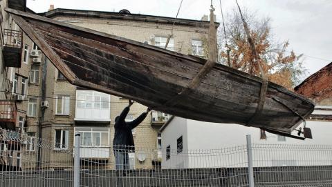 В Саратове открывается выставка лодок-гулянок