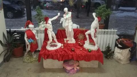Саратовские художники отметили свой профессиональный праздник