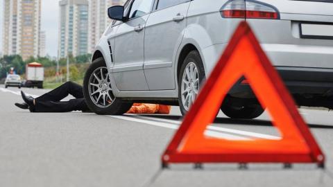 За прошедшие сутки в Саратовской области сбили пять пешеходов