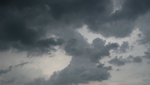 Сегодня в Саратовской области пасмурно и слегка ветрено