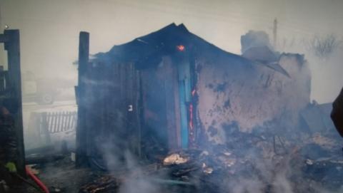 Следователи займутся пожаром, где погибли пенсионерка и ее сын