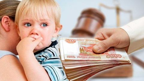 Саратовский алиментщик накопил рекордный долг