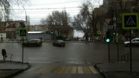 Иномарка сбила пенсионерку на Чернышевского