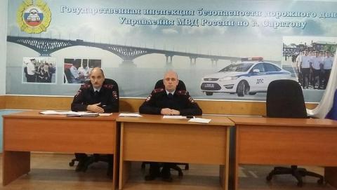 Начальник саратовской ГИБДД призвал создать «черный список» водителей