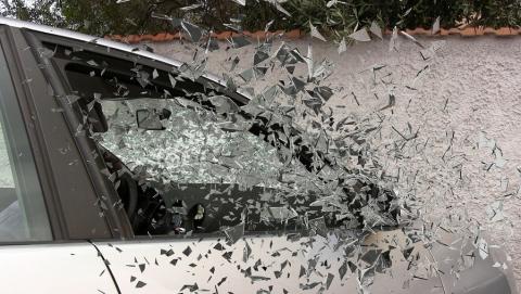 16-летний парень попал в больницу из-за неумелого вождения