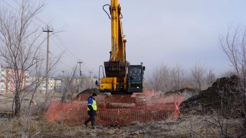 КВС: по Песчано-Уметскому тракту проложено 1,168 тысячи метров новых коммуникаций