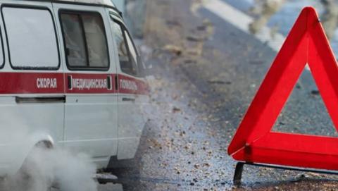 Иномарка сбила пенсионера в Ленинском районе