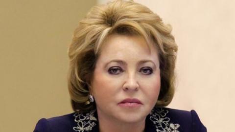 Соцсети возмущены предложением Матвиенко проводить собственную олимпиаду