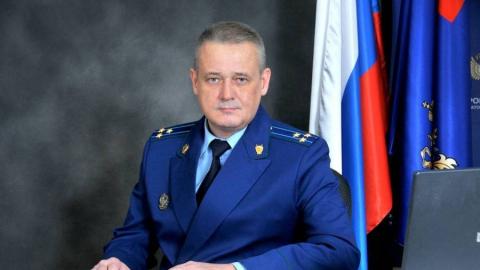 Назначен заместитель прокурора Саратовской области