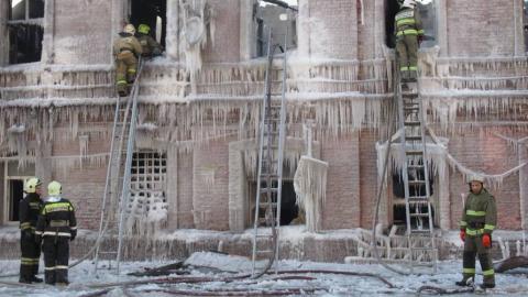 1650 ложных вызовов получили саратовские пожарные