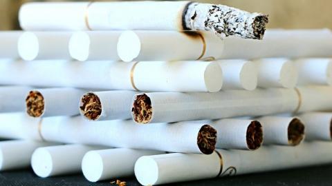 Слесарь признался в краже сигарет из пивной