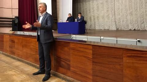 Регоператор и Минприроды провели встречи с населением районов Правобережья