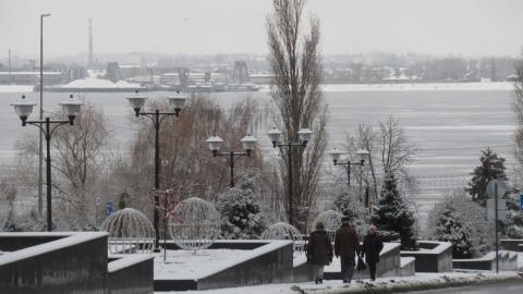 Температура в Саратове не достигнет нуля
