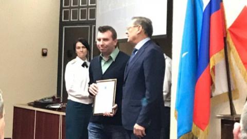 Координатор «Лиза Алерт» получил благодарность губернатора