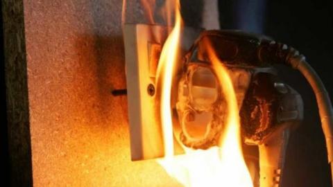 Пожар в реанимационном отделении в Балакове