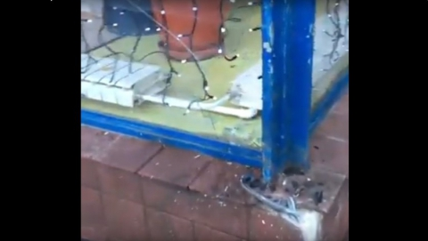Автомобиль влетел в салон «Телепорт» в центре Саратова. Видео