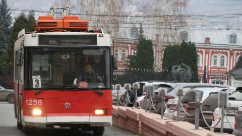 В Саратове не ходят троллейбусы №3 и 16