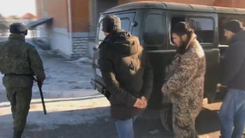 ФСБ задержала нелегальных мигрантов
