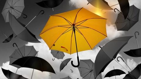 МЧС предупреждают о желтом уровне опасности