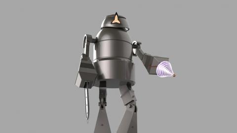 СГТУ заказал робота-ассистента для своих педагогов