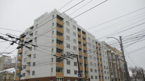 Саратовстат: В регионе построен 2081 жилой дом