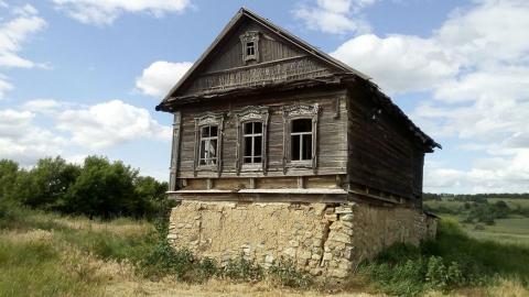 Почти 200 вымирающих деревень насчитывается в Саратовской области
