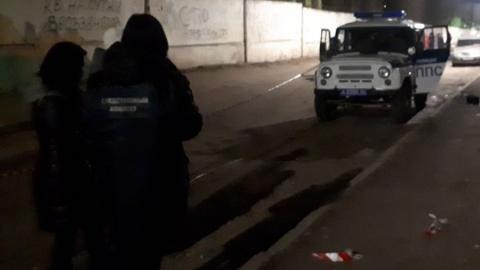 В Заводском районе застрелили полицейского