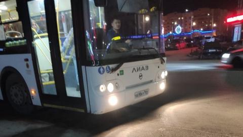 Саратовцев возмутил агрессивный водитель автобуса