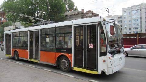 50 новых троллейбусов получит Саратовская область из Москвы