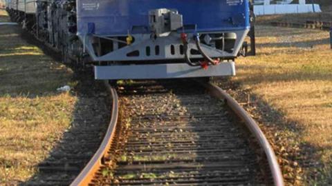 Грузовой поезд сбил парня насмерть