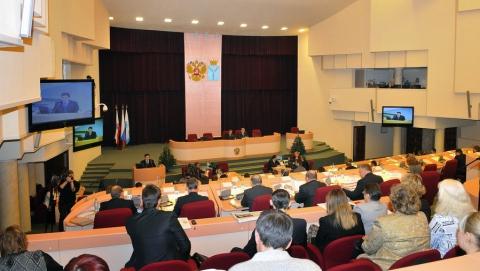 Гордума обсуждает зарплаты бюджетников и безвозмездную передачу муниципального имущества