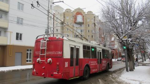 В Энгельс поступит 20 московских троллейбусов