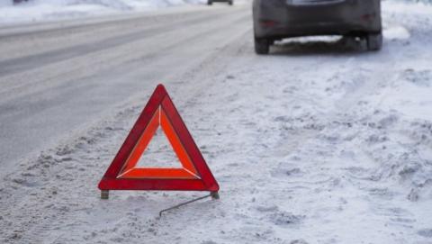 Автоледи сбила пенсионерку в Кировском районе