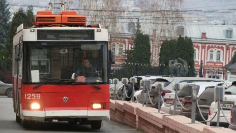 Седьмой троллейбус не будет ходить еще неделю