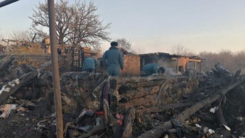 Детям, пострадавшим на пожаре в Петровском районе, нужна помощь