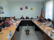 Глава Балашовского района встретилась с лидерами профсоюзных организаций